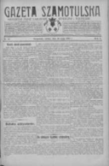 Gazeta Szamotulska: niezależne pismo narodowe, społeczne i polityczne 1931.05.30 R.10 Nr62