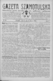 Gazeta Szamotulska: niezależne pismo narodowe, społeczne i polityczne 1931.08.13 R.10 Nr93
