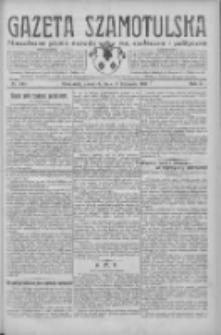 Gazeta Szamotulska: niezależne pismo narodowe, społeczne i polityczne 1931.11.12 R.10 Nr132
