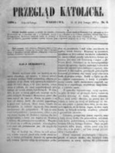 Przegląd Katolicki. 1870.02.24 R.8 nr8