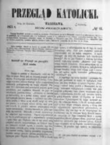 Przegląd Katolicki. 1873.04.24 R.11 nr17
