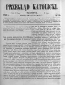 Przegląd Katolicki. 1873.07.24 R.11 nr30