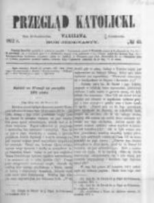 Przegląd Katolicki. 1873.10.23 R.11 nr43