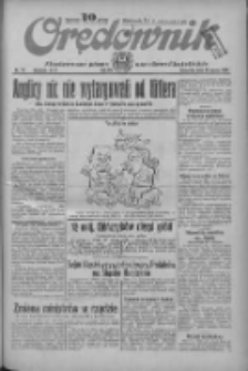 Orędownik: ilustrowane pismo narodowe i katolickie 1935.03.28 R.65 Nr73