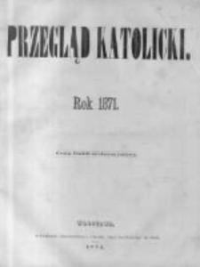 Przegląd Katolicki. 1871.01.05 R.9 nr1