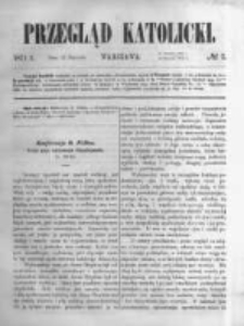 Przegląd Katolicki. 1871.01.12 R.9 nr2