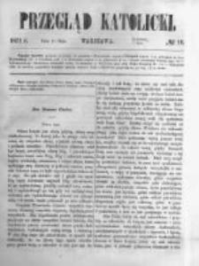 Przegląd Katolicki. 1871.05.11 R.9 nr19