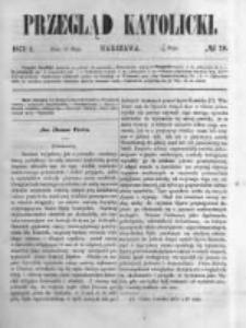Przegląd Katolicki. 1871.05.18 R.9 nr20