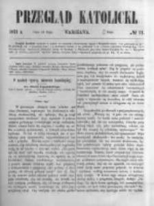 Przegląd Katolicki. 1871.05.25 R.9 nr21
