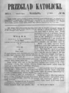 Przegląd Katolicki. 1871.07.20 R.9 nr29
