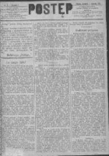 Postęp 1891.01.04 R.2 Nr3