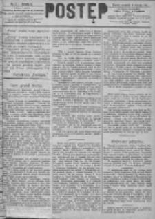 Postęp 1891.01.08 R.2 Nr5