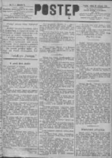 Postęp 1891.01.10 R.2 Nr7
