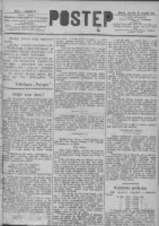 Postęp 1891.01.11 R.2 Nr8