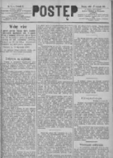 Postęp 1891.01.17 R.2 Nr13