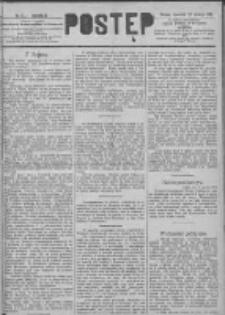 Postęp 1891.01.22 R.2 Nr17