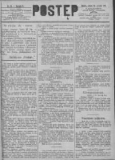 Postęp 1891.01.24 R.2 Nr19