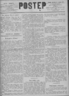 Postęp 1891.01.25 R.2 Nr20