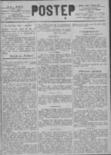 Postęp 1891.02.07 R.2 Nr30