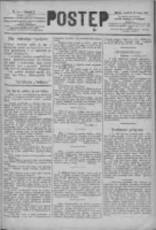 Postęp 1891.02.19 R.2 Nr40
