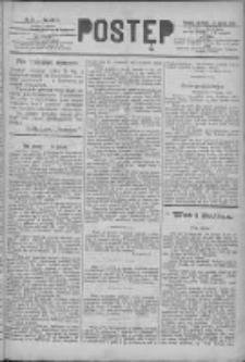 Postęp 1891.02.22 R.2 Nr43