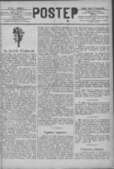 Postęp 1891.03.17 R.2 Nr62