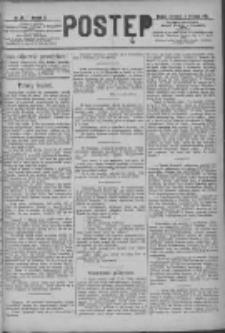 Postęp 1891.04.02 R.2 Nr74