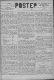 Postęp 1891.04.10 R.2 Nr81
