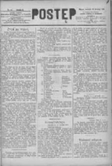 Postęp 1891.04.19 R.2 Nr89