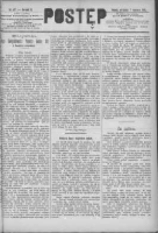 Postęp 1891.06.07 R.2 Nr127