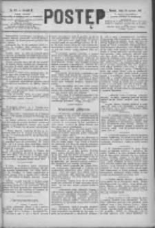 Postęp 1891.06.10 R.2 Nr129