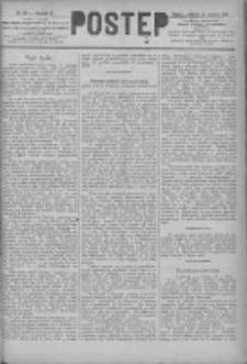 Postęp 1891.06.14 R.2 Nr133
