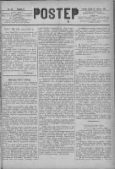 Postęp 1891.06.19 R.2 Nr137