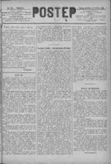 Postęp 1891.06.21 R.2 Nr139