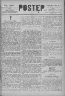 Postęp 1891.07.10 R.2 Nr154