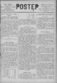 Postęp 1891.07.21 R.2 Nr163