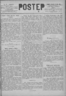 Postęp 1891.07.23 R.2 Nr165