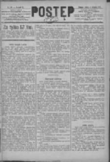 Postęp 1891.08.08 R.2 Nr179