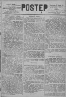 Postęp 1891.08.21 R.2 Nr189