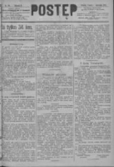 Postęp 1891.09.01 R.2 Nr198