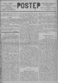 Postęp 1891.09.08 R.2 Nr204