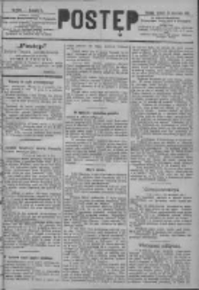 Postęp 1891.09.15 R.2 Nr209