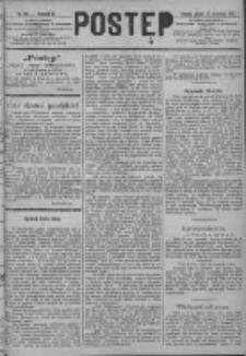 Postęp 1891.09.25 R.2 Nr218
