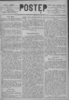 Postęp 1891.10.20 R.2 Nr239