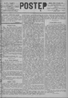 Postęp 1891.11.04 R.2 Nr252