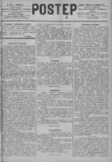 Postęp 1891.11.08 R.2 Nr256