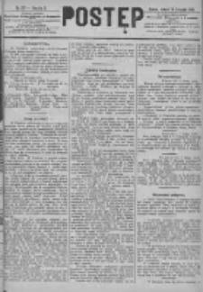 Postęp 1891.11.10 R.2 Nr257