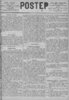 Postęp 1891.11.18 R.2 Nr264