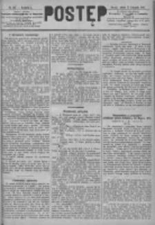 Postęp 1891.11.21 R.2 Nr267