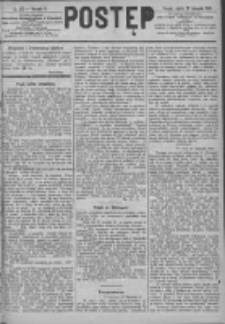 Postęp 1891.11.27 R.2 Nr272